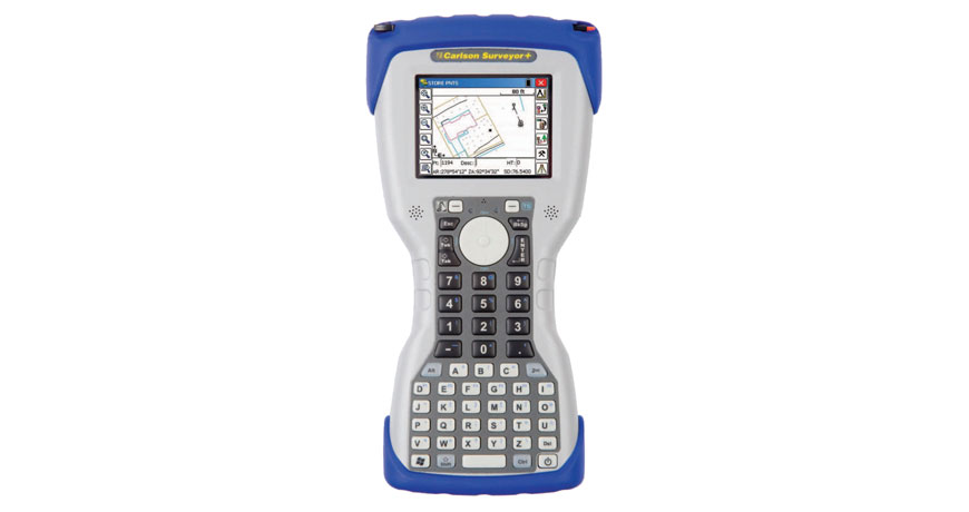Carlson Surveyor Plus Data Collector w/SurvCE